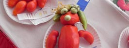 Fredericktown Tomato Show | Description